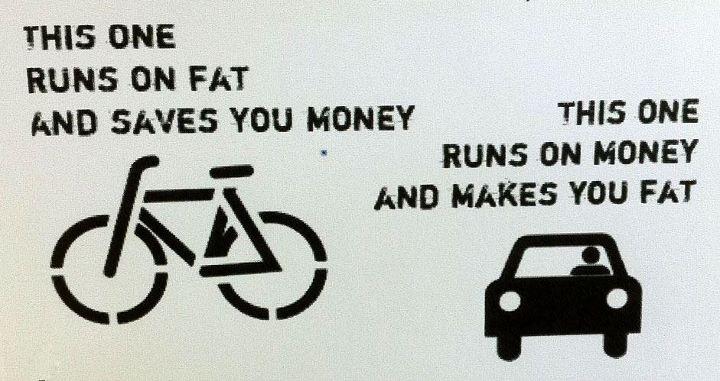 El problema es la bicicleta, ¿seguro?